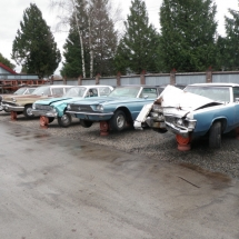 Classic Cars for Parts